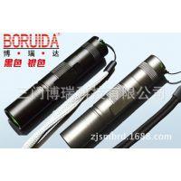【多款多种】博瑞达S5强光手电筒CREE  LED迷你充电防水小手电