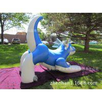 专业生产充气模型充气恐龙模型充气大模型充气固定卡通恐龙模型
