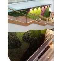 圣杰仿真植物墙室内外立体垂直绿化仿生墙面装饰假绿植墙景观定做草墙