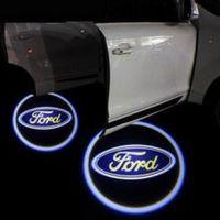 福特系列超炫酷迎宾灯、不拆门、不打孔、无损安装