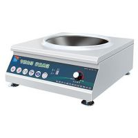 供应比柴油灶节能50%以上的电磁台式凹面小炒炉 家用实惠装