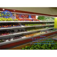 夏酷风冷风幕柜水果蔬菜保鲜柜冷藏柜展示柜饮料冷藏柜