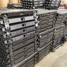 960GB容刮板机66S-7横梁 河南双志40Mn2材质66S-7横梁重量