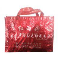 【厂家定做】苍南宏兴纸袋厂供应 环保无纺布袋 热压无纺布袋