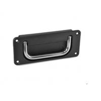 长春茗允型号供应德国GANTER带嵌壁式托盘的折叠手柄GN 425.8把手