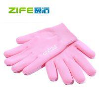 逸活知足者SPA植物凝胶精油护肤手套 防裂保湿修复美容手套