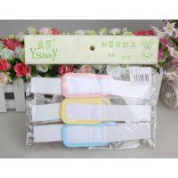 益莎三条装婴儿尿布扣 儿童尿布带 新生儿尿布固定带 单条价YSF05