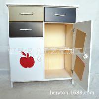简约现代环保无味防蛀简易透气碗柜橱柜 销售厨房餐具消毒碗柜
