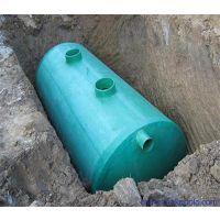 玻璃钢化粪池污水处理设备(学校、宾馆、工厂专用)