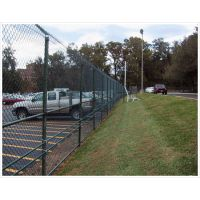 停车场铁丝围挡售楼部开发区临时围挡结实耐用