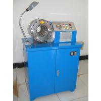 胶管扣压机厂家,DSG250胶管扣压机厂家,DSG250扣压胶管内径6-51mm