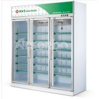 药店药品储藏柜,药房阴凉柜,生物实验室冷柜按照GSP标准设计