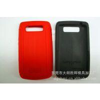 供应/订制新款硅胶N600硅胶保护套/诺基亚护套/晒纹硅胶护套模具