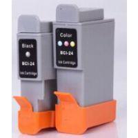CANON BCI-24BK BCI-24C 一次性兼容墨盒