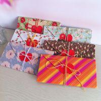 5005韩国文具批发 DIY折叠 爱的传递  创意信封式贺卡 祝福卡片