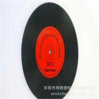 日本原单 黑子的篮球pvc软胶杯垫 东莞***专业的日本公仔滴胶工厂