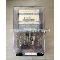 正品杭州华立电度表DT58系列三相四线透明长寿命机械式电能表电表
