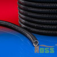 良好柔软性汽车线束波纹软管 内外包塑PVC穿线软管