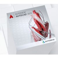 AUTOCAD2015标准版 网络版正版cad