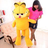 加菲猫毛绒玩具正版站版大号创意抱枕玩偶送女生的礼物布娃娃批发