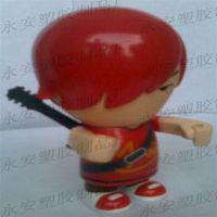 供应搪胶娃娃 搪胶工艺品 PVC玩具 搪胶公仔加工
