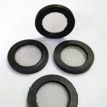 1寸过滤网垫片直径30mm40目平面过滤网垫片过盐务测试