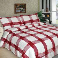 供应鲁锦老粗布床品四件套、三件套、床单等,厂家批发、零售、代加工床品,衬衣、家居服、唐装等