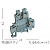 厂家直销UKK5双层接线端子