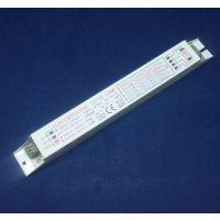供应一拖一宽电压端子式铁壳ULT5.T8电子镇流器