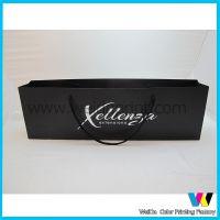 根据客户要求定做 假发盒包装 手提纸袋 尺寸合适 量大从优