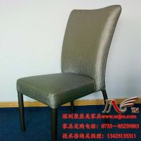 宁波餐厅家具定做椅子批发软包椅子深圳聚焦美家具