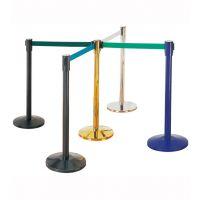 南京不锈钢栏杆座定做 不锈钢隔离带厂家 不锈钢插牌警戒线批发商