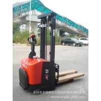 惠州电动托盘堆垛机、1.2吨电动托盘堆垛机、合力全电动堆垛机