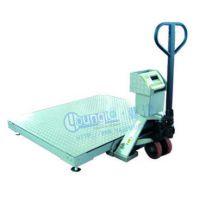 供应供应SCS-P723-NN-1T-1010带叉车移动电子地磅