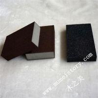 优质方块海绵砂块销售|抛光海绵砂块供应商|木之美直销曲面打磨海绵砂块