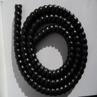 螺旋保护套PP电缆 |?pp 电缆螺旋缠绕 护套 电缆防水保护套?