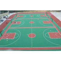 东莞篮球场工程包工包料 丙烯酸篮球场专业施工队伍 丙烯酸球场材料