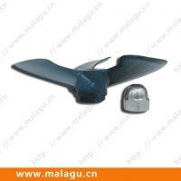 供应 推进器螺旋桨 3片叶 外径165mm 带螺母 -67472
