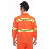供应大连园林绿化工程服 环卫工服套装 环卫反光条工作服 迷彩工服 军训迷彩服生产厂家