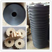 尼龙轮/蓝色尼龙轮生产厂家/高耐磨MC尼龙轮 0318-4308858
