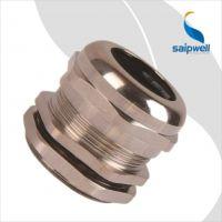 专业生产金属防水接头 PG36防锈金属电缆防水接头 电缆固定接线头