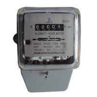 供应DD28出口型黑铝壳单相机械式电能表