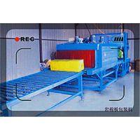 湖南长沙保温材料包装机,全自动岩棉条,板打包机厂家直销