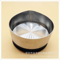 大量供应冷水杯不锈钢盖子搭配食品级硅胶密封圈