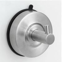 304不锈钢吸盘挂钩创意两件包邮浴室挂件真空吸盘不锈钢挂钩