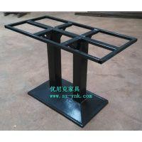 供应深圳铸铁餐台脚|不锈钢餐台脚|铝合金餐台脚