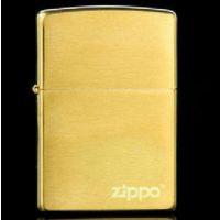 原装正版ZIPPO火机 纯铜204B ZIPPO经典标志 礼品打火机