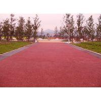 透水地坪、压花地坪、压模地坪工程承包施工——上海盼石景观工程