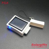 i Phone太阳能充电 器 苹果手机外挂电池 I pod外置电 源 P314