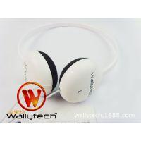 香港 wallytech品牌 头戴式专业音乐游戏大耳机